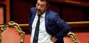 Post de Salvini cree que la coalición de gobierno está rota en Italia y pide elecciones