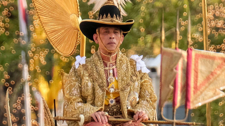 Foto: El rey de Tailandia. (Getty)