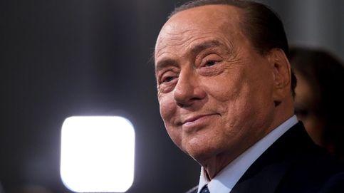La respuesta de Berlusconi tras las imágenes de su ex con una conocida cantante