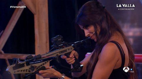 Pilar Rubio se saca la licencia de armas para sus retos de 'El hormiguero'