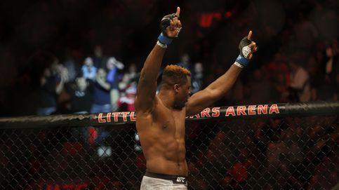 UFC: El KO destructor de 'Predator' Ngannou a Junior Dos Santos que le postula al título