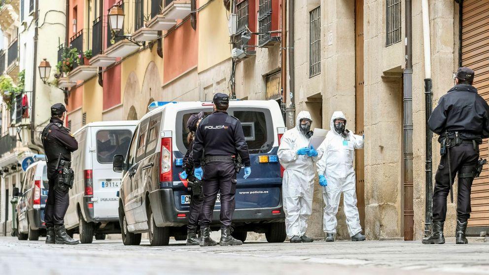 La inexplicable bronca de Sanidad a la Policía a causa del coronavirus