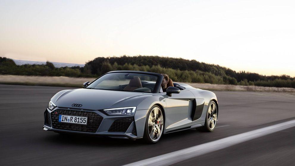 La obra más radical de Audi: un R8 espectacular con prestaciones de infarto
