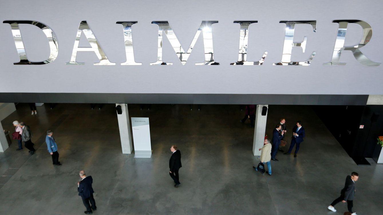 Daimler cae ante el miedo a indemnizaciones tras una demanda por el 'dieselgate'