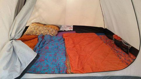 Los mejores sacos de dormir para hacer acampada, senderismo o 'trekking'