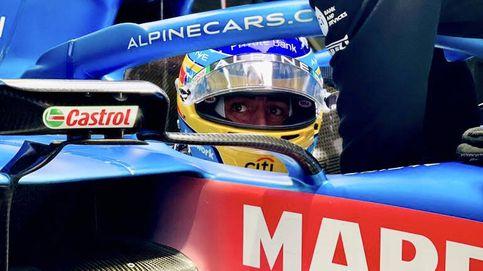 Lo que no se ve desde fuera: Alonso tiene en Sochi uno de sus mejores días de 2021