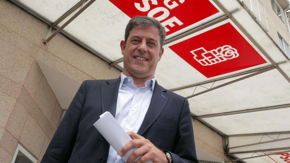 Una juez y varias rebeliones alejan al líder del PSOE gallego de arrebatar el poder al PP