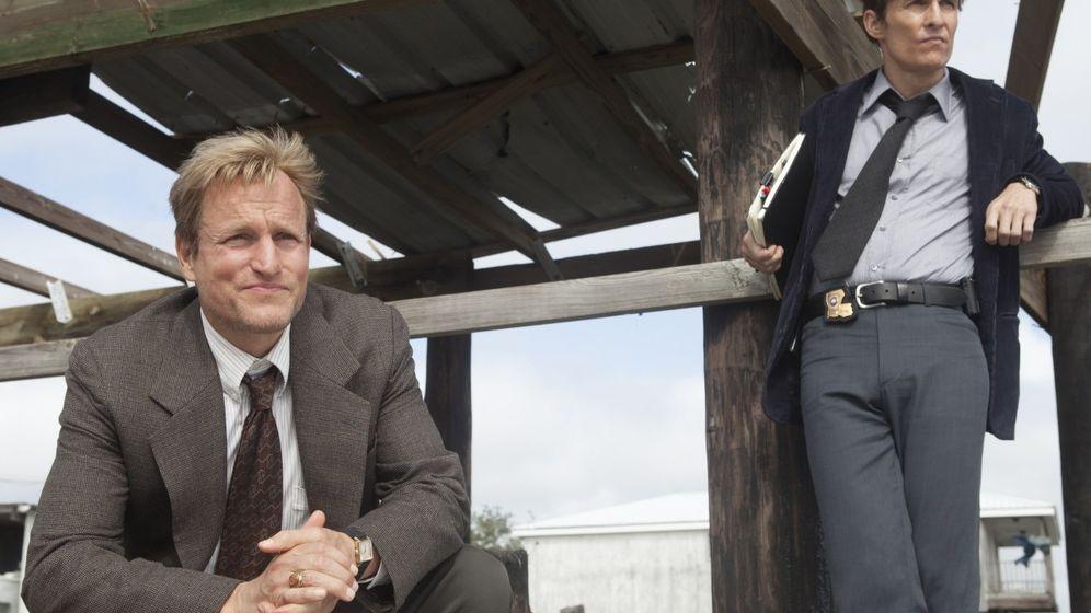 Foto: Woody Harrelson y Matthew McConaughey en 'True Detective'