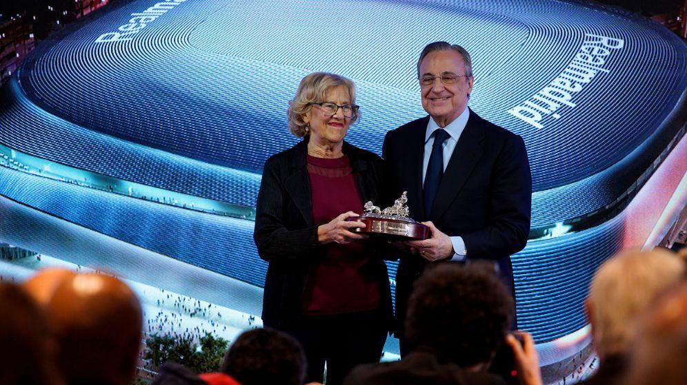 Foto: En 2016, el Ayuntamiento de Madrid reclamó al clbu 18,4 millones de euros. (Reuters)
