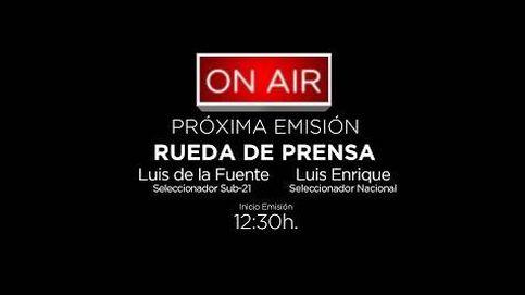 En directo, la rueda de prensa de Luis Enrique