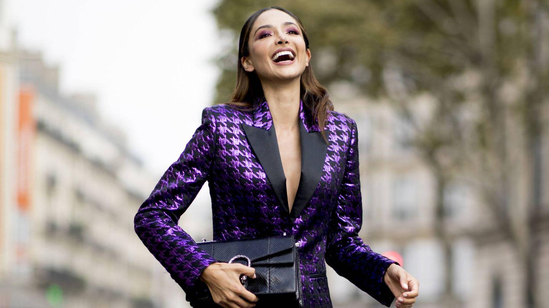Street Style de París. (Imaxtree)