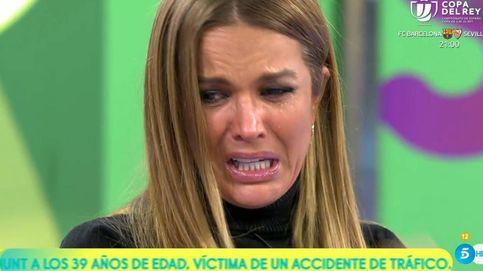 Marta López, destrozada por la muerte de Álex Casademunt: Era un cabeza loca