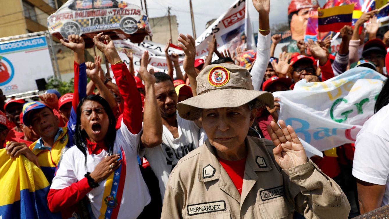 Cómo vive el chavismo una posible invasión de EEUU