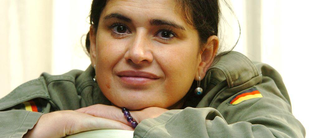 Foto: La escritora Lucía Etxebarria en una imagen de archivo (Gtres)
