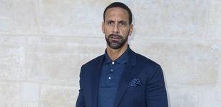 Post de El drama de Rio Ferdinand, el futbolista que enviudó y se convirtió en 'madre'