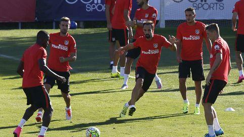 Jackson Martínez se suma a la batalla por un hueco en el once del Atlético