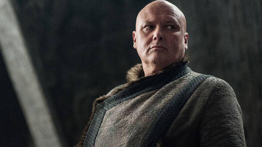 Foto: Varys, en la séptima temporada de 'Juego de tronos'.