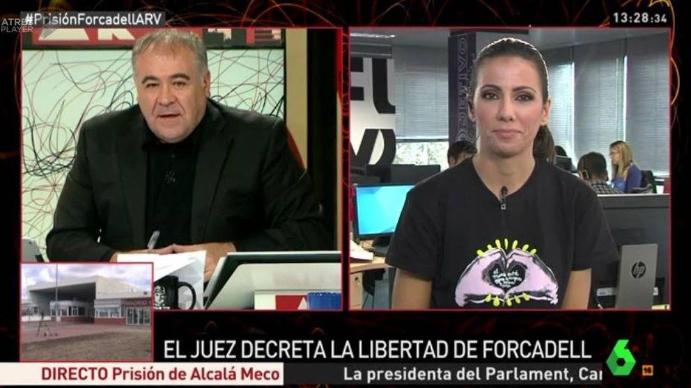 Ferreras enamora a los espectadores con este cariñoso gesto a Ana Pastor