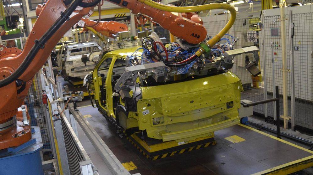 Foto: El futuro de las fábricas españolas.