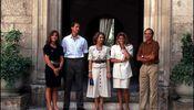 Noticia de Antonio López termina el 'eterno retrato' de la Familia Real tras 22 años de trabajo