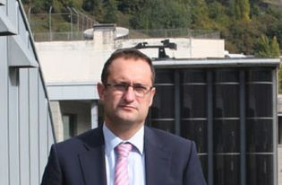 Foto: Sergi Pallerola, responsable de gestión de carteras de Andbank
