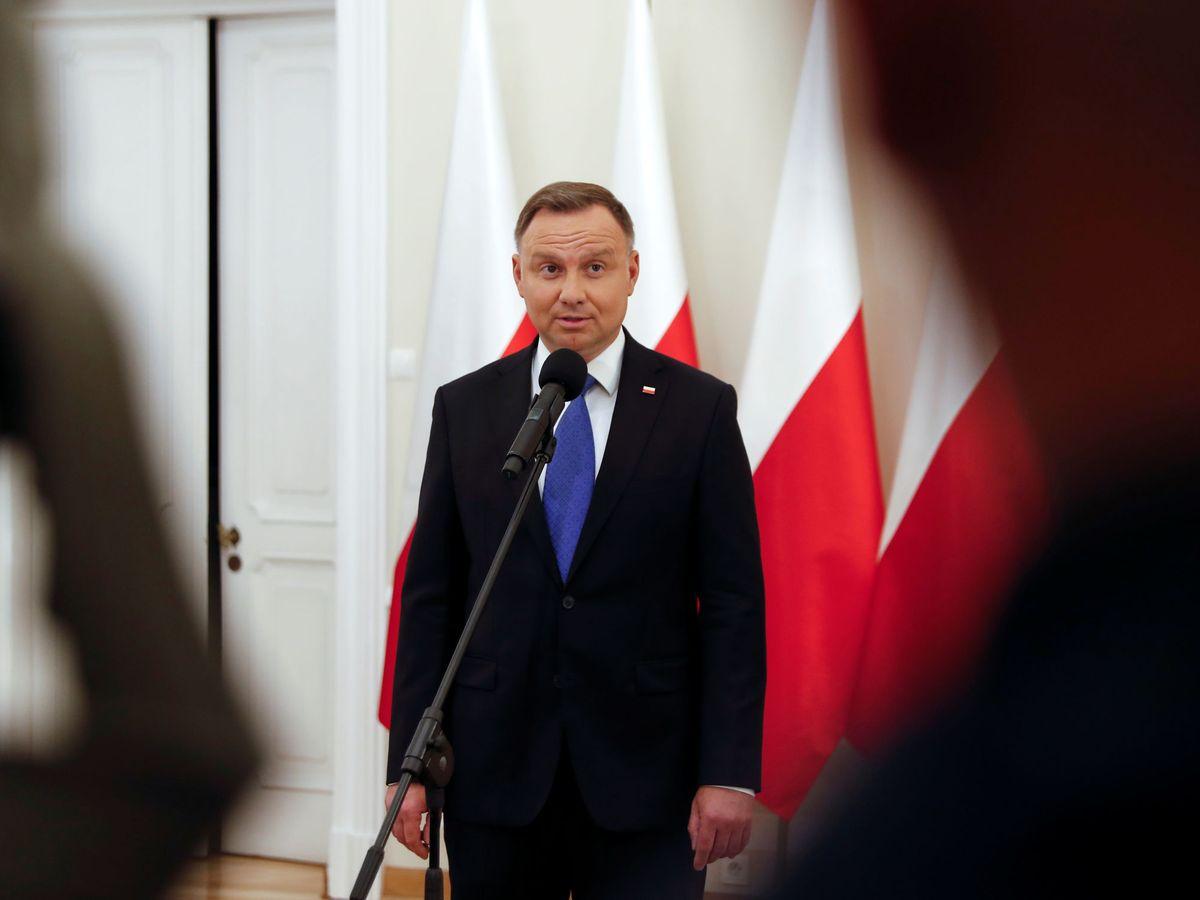 Foto: Andrzej Duda, presidente de Polonia. (Reuters)