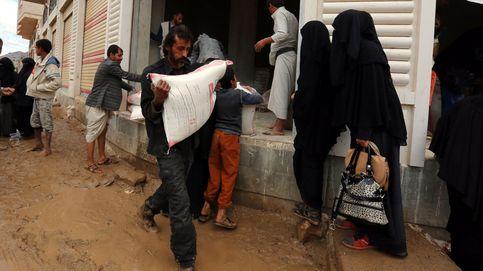 Hambre en Yemen tras más de tres años de conflicto