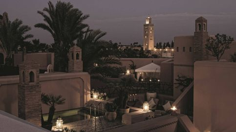 Royal Mansour: un exclusivo hotel marroquí hecho a base de palacios