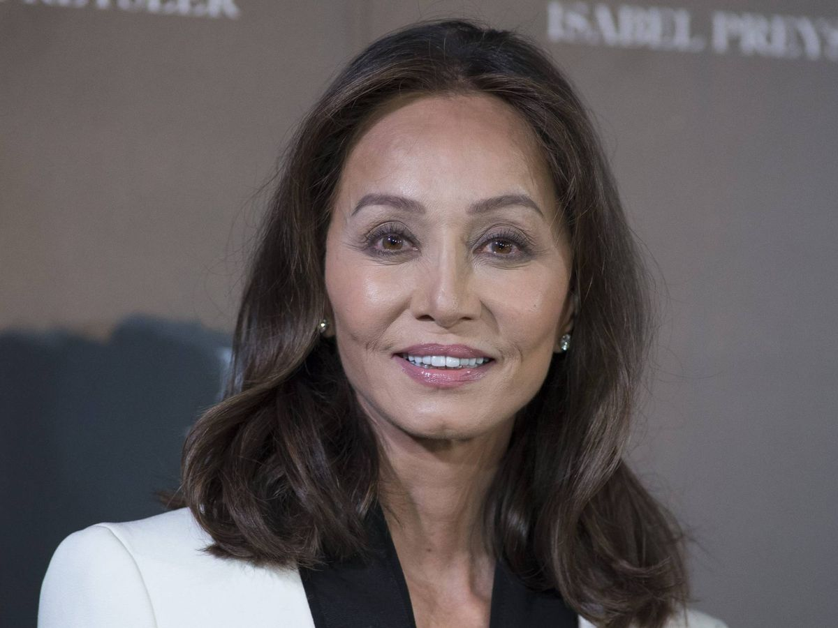 Foto:  Isabel Preysler. (Getty)