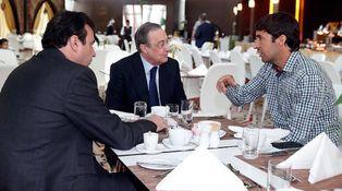 Raúl no es Guardiola y vuelve al Madrid con despacho, pero sin saber para qué