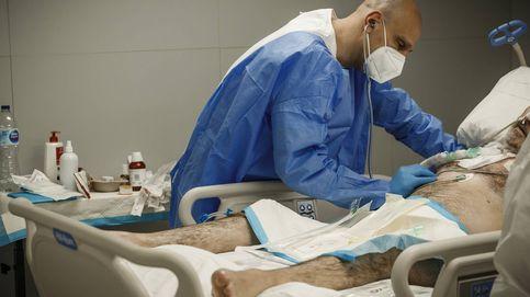 El 'destete' en directo: cuando los pacientes covid-19 intubados respiran solos de nuevo