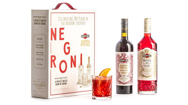 Foto: El Martini Negroni es el rey del aperitivo, un trago armonioso y complejo, perfecto para cualquier ocasión.