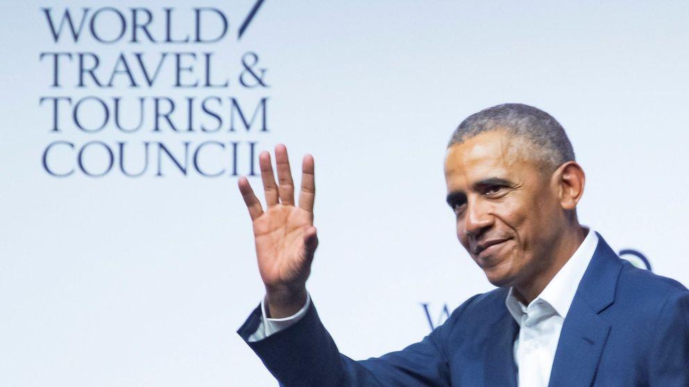 Obama habla a través de los ojos de sus hijas de populismo, cambio climático y feminismo