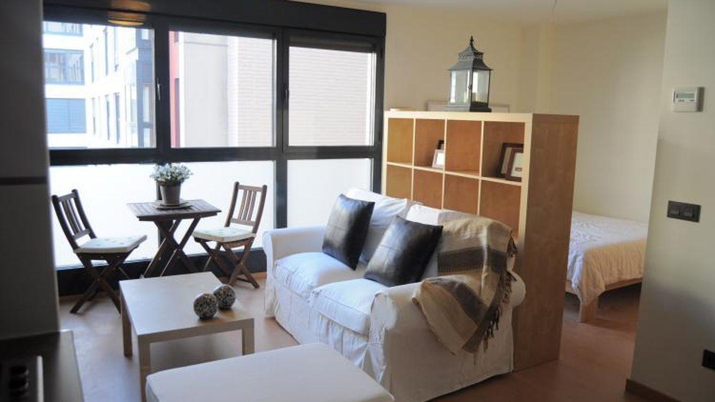 Foto: Una vivienda en alquiler en Sanchinarro, Madrid (IDEALISTA)