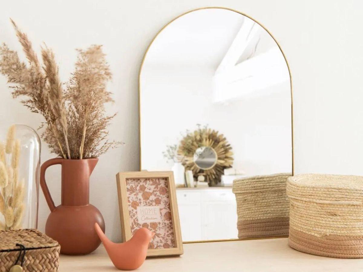 Foto: Espejos de Maisons du Monde para decorar tu casa. (Cortesía)