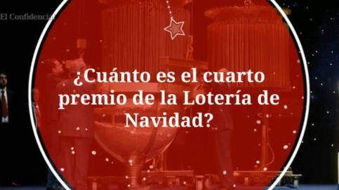 Cuarto premio de la Lotería de Navidad 2018: cuantía y retenciones
