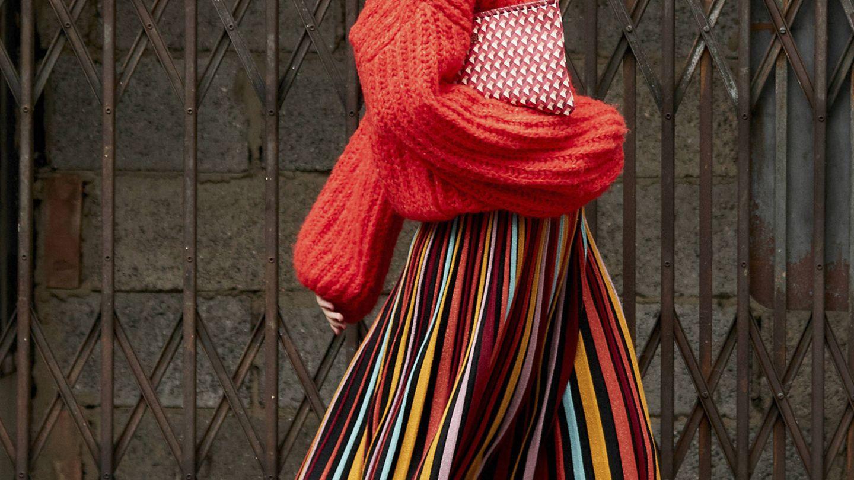 Street Style de la Semana de la Moda de Londres Verano 2019. (Imaxtree)