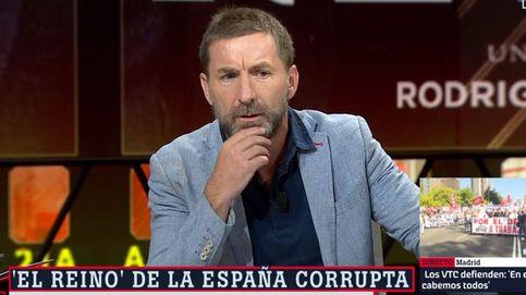 El actor Antonio de la Torre compara 'Sálvame' con las filtraciones políticas