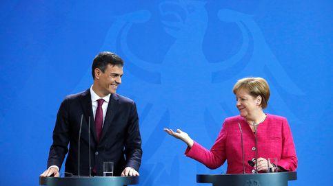 Cautivar a Merkel