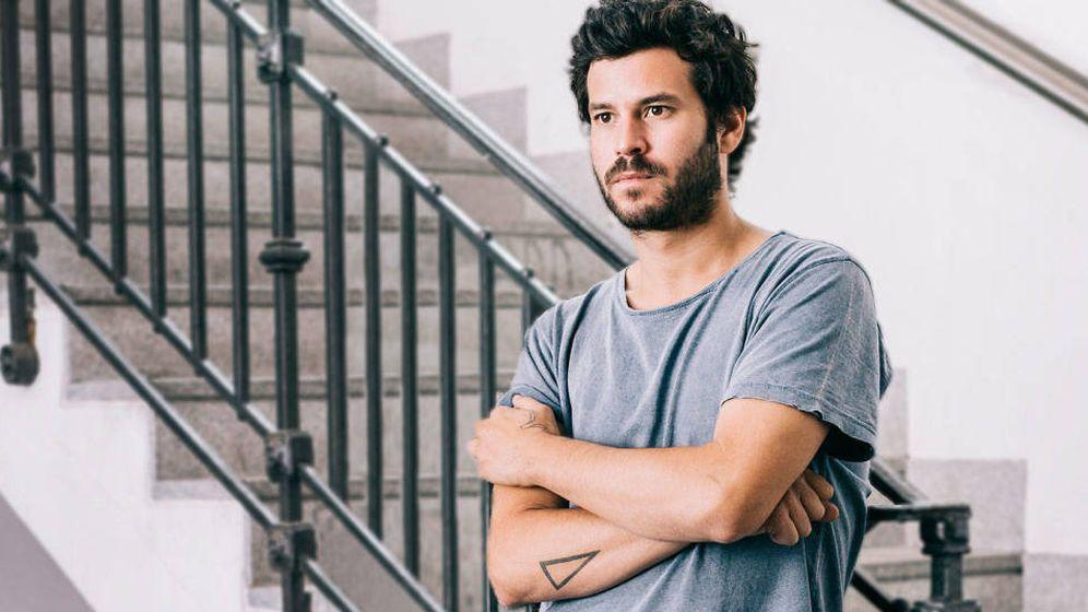 Foto: Willy Bárcenas en una foto promocional.