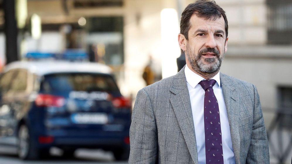 Foto: El ya exjefe de los Mossos d'Esquadra, Ferrán López. (EFE)