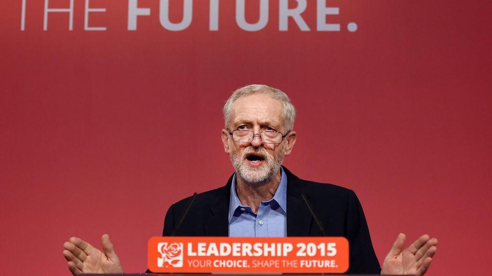Foto: El nuevo líder del laborismo británico, Jeremy Corbyn. (Reuters)