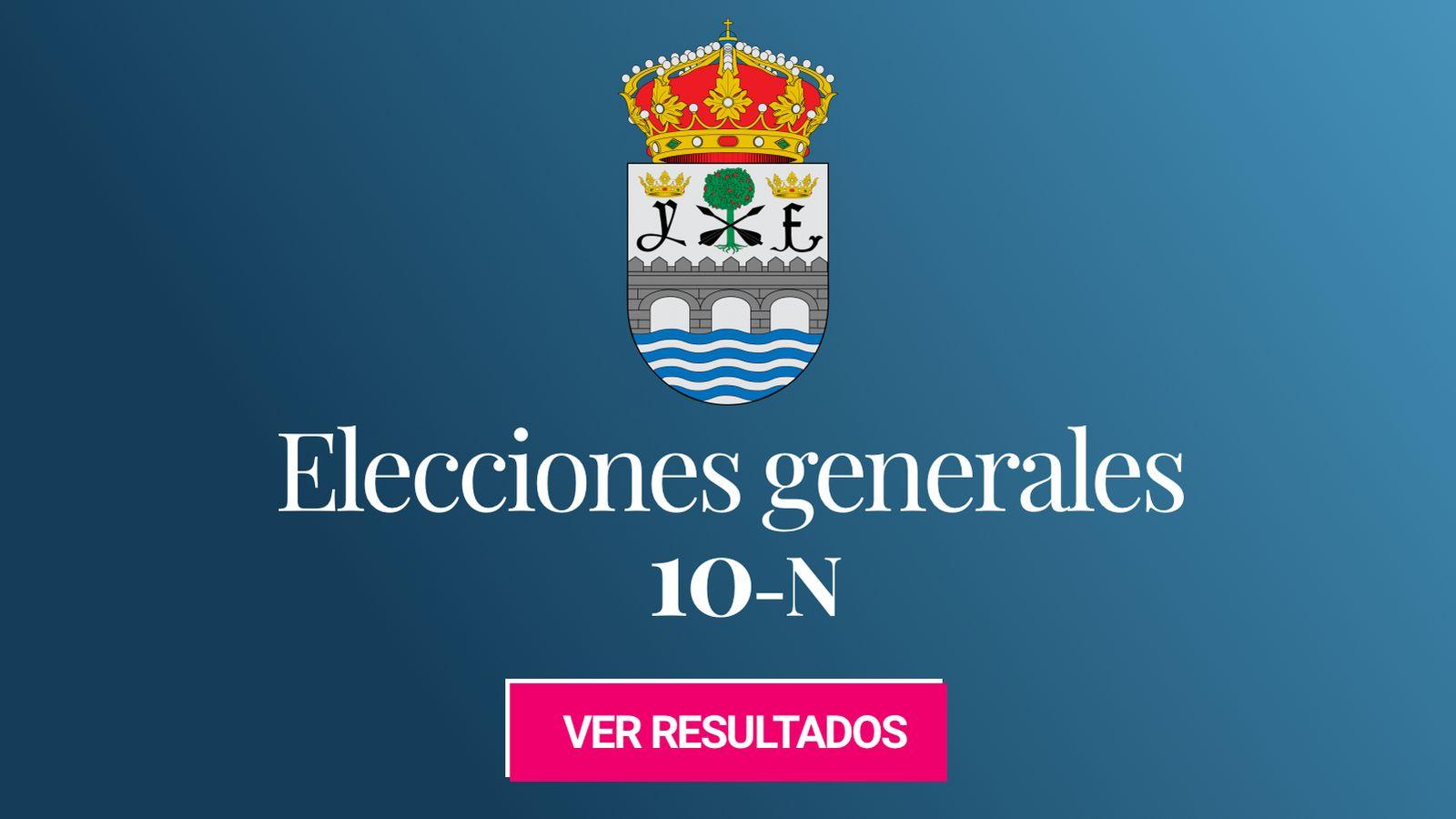 Foto: Elecciones generales 2019 en San Sebastián de los Reyes. (C.C./EC)