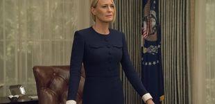 Post de 'House of Cards' | Claire Underwood, sola, viuda y presidenta: