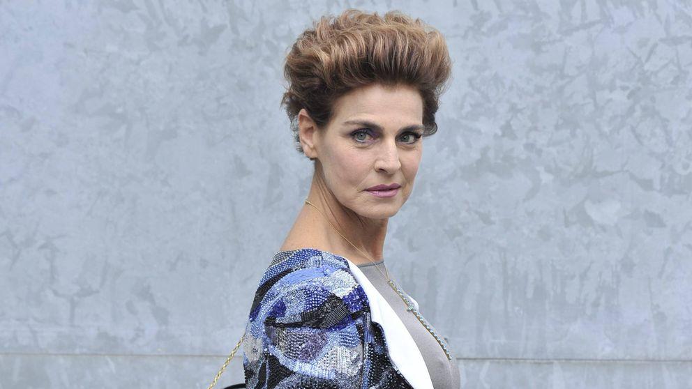 Antonia Dell'Atte, cambio de look radical para rejuvenecer y ser Cruella de Vil