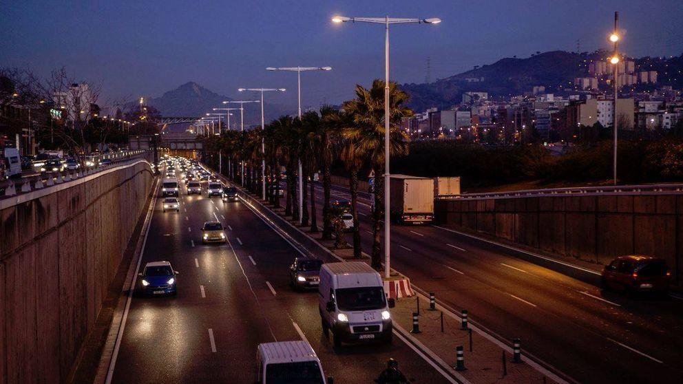 25 heridos en un accidente en la AP7 a la altura de Sant Sadurní d'Anoia (Barcelona)