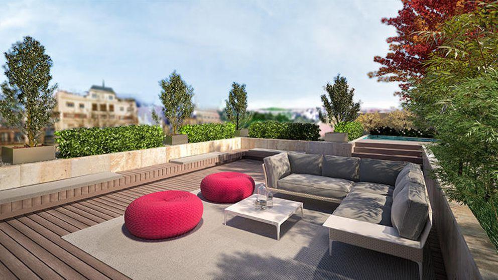 La rehabilitación 'resucita' la vivienda de lujo en los barrios más exclusivos