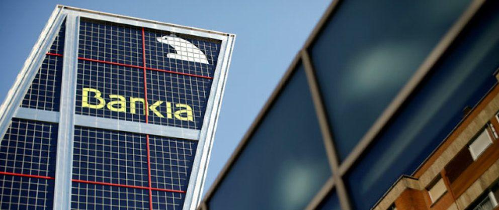 Foto: Bankia obtiene 167 millones de plusvalías tras vender en bolsa el 12% de IAG