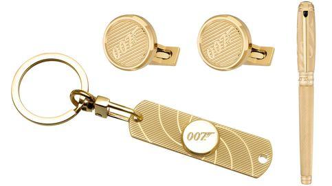 S.T. Dupont presenta su nueva colección inspirada en James Bond