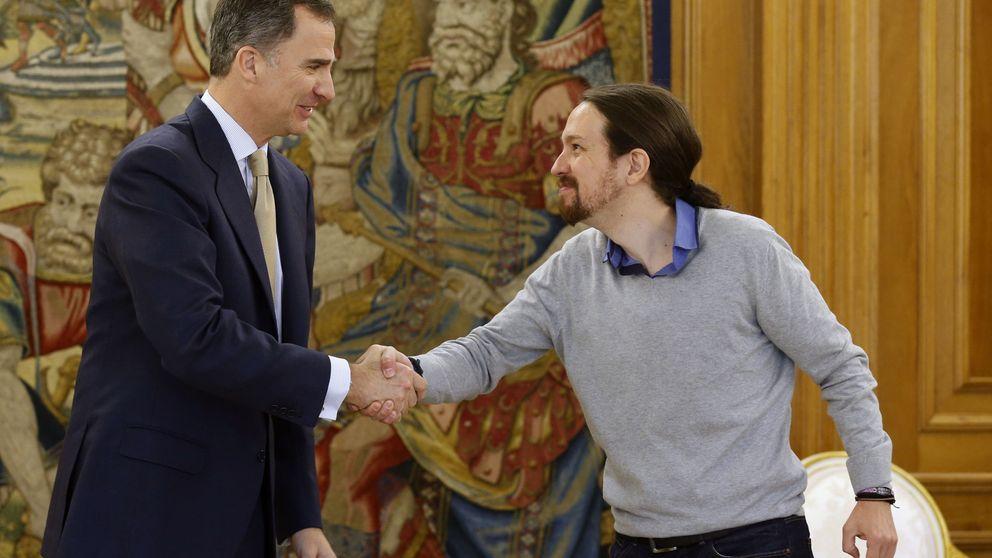 Iglesias bascula en el PSOE la culpabilidad por el fracaso del 'pacto del Prado'